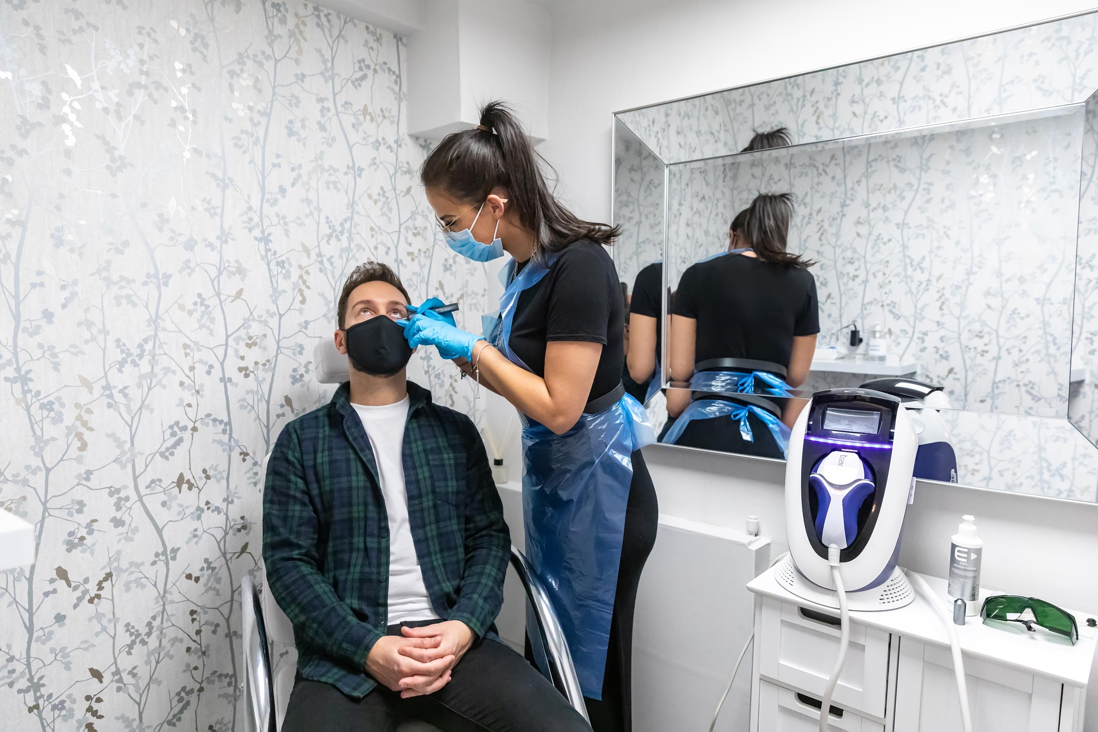 Blephex Treatment