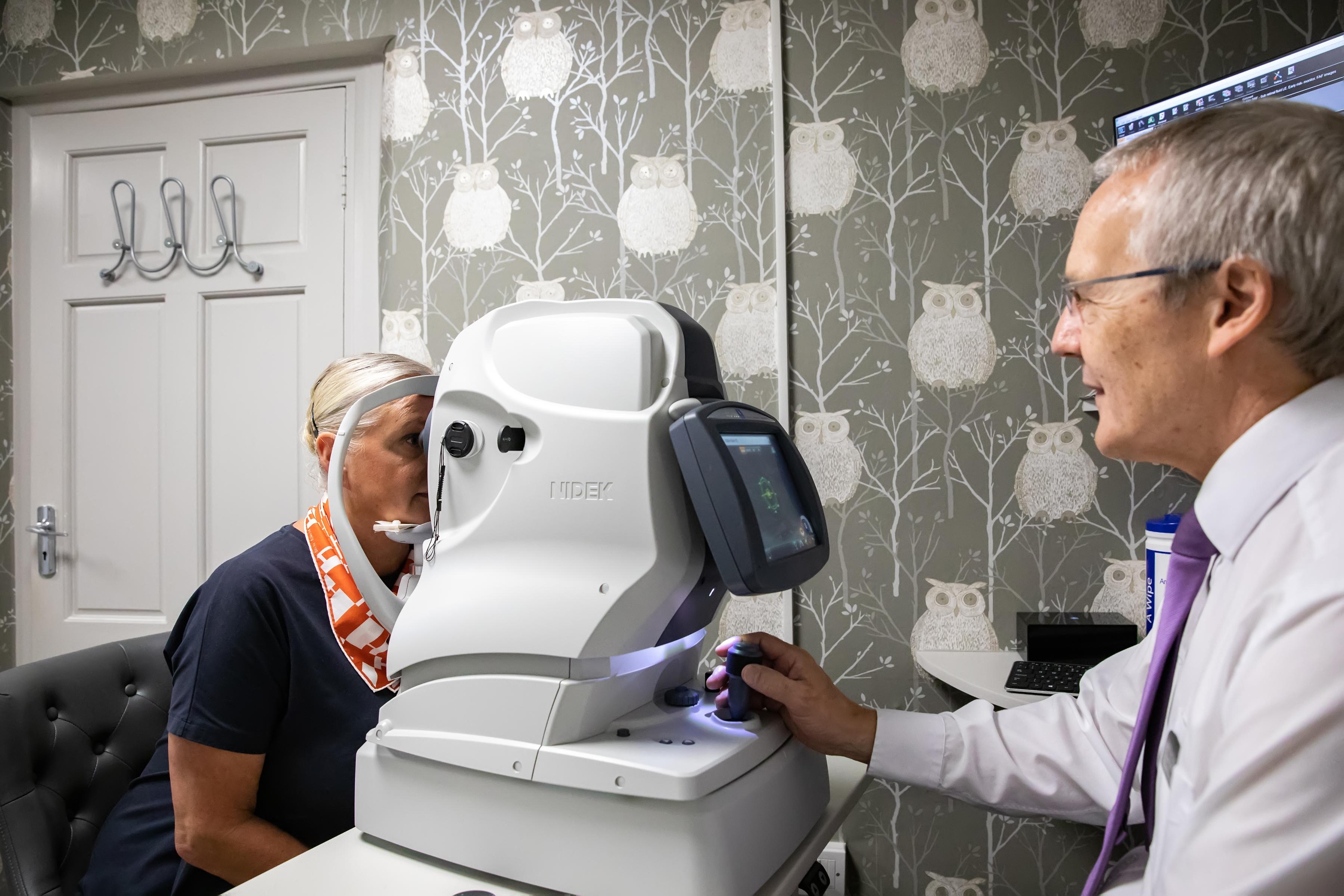 Comprehensive NHS Eye Examination