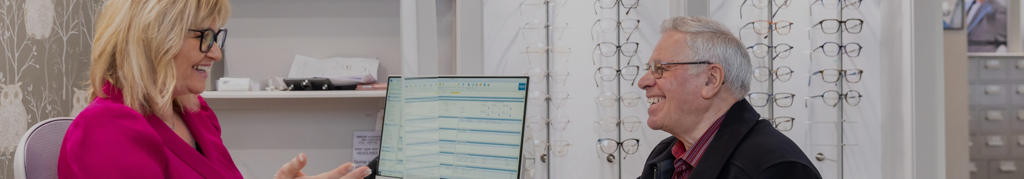 Your bespoke local opticians
